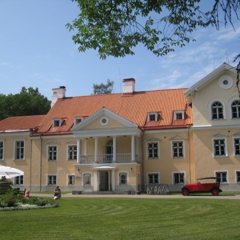 Charm of Estonian manor