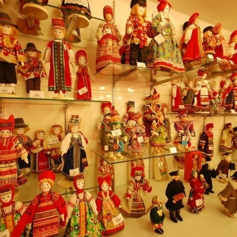 """The National Cultural Centre  """"Russian Gift"""""""