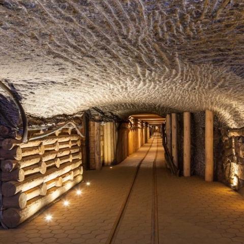 """Соляная пещера """"Wieliczka"""""""