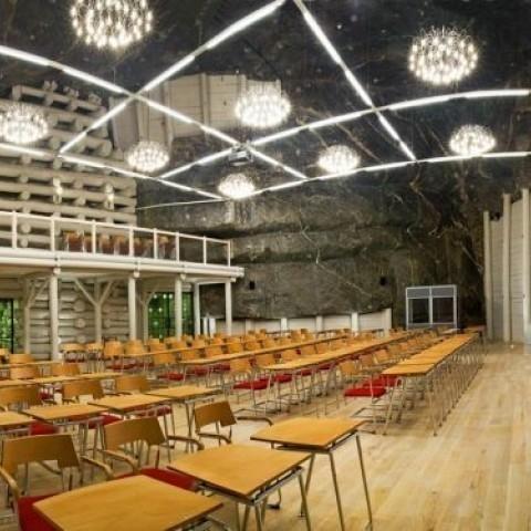 Конференции и семинары в Соляных Пещерах