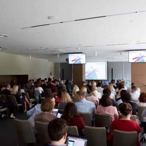 Цикловое совещание компании Astrazeneca