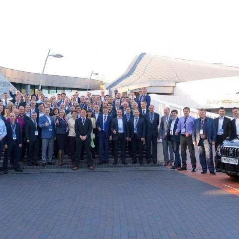 Дилерская конференция автомобильной компании Suzuki