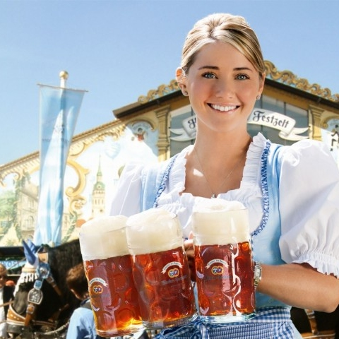 Oktoberfest at the castle