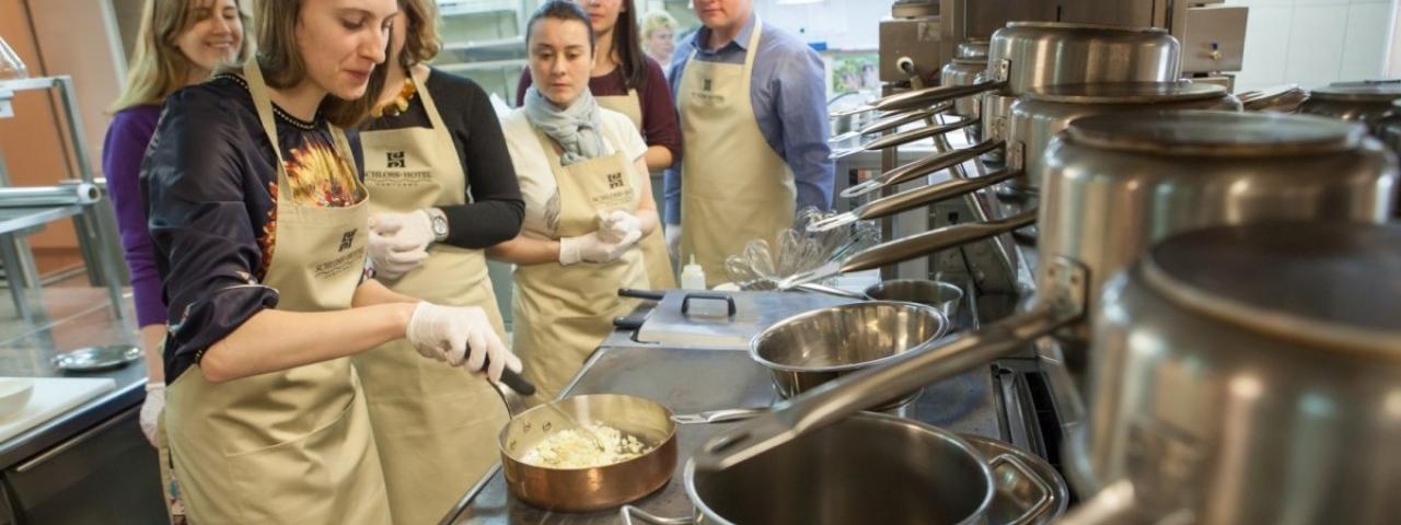 Прусские кулинарные курсы