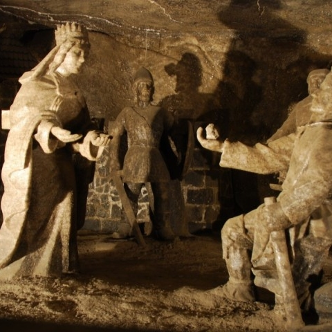 Visiting the underground king