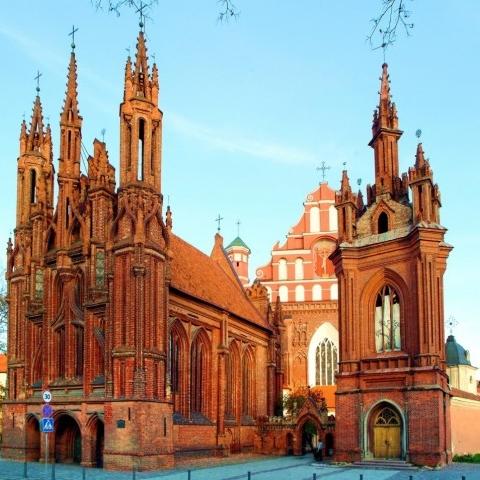 Medieval Vilnius