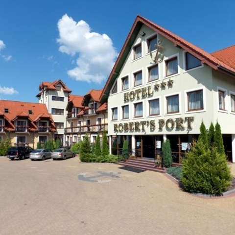 HOTEL ROBERT'S PORT Lake Resort & SPA