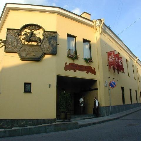 The restaurant La Boheme