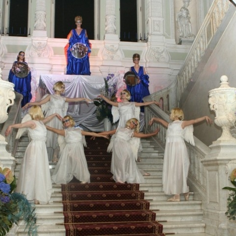 Masked Ball at the Yusupov Palace