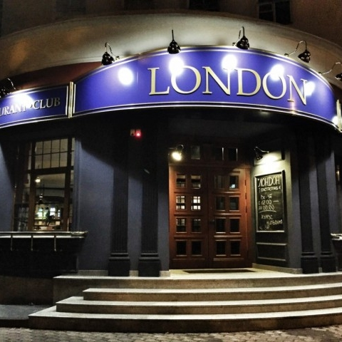 LONDON, gastropub