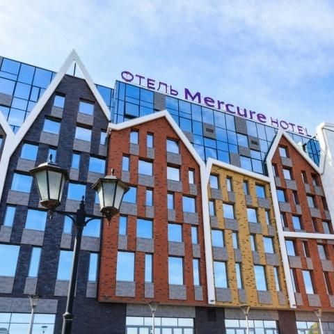 Отель Mercure Kaliningrad