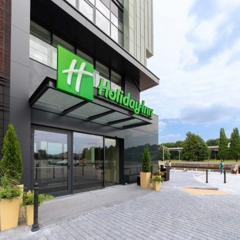 Отель Holiday Inn Lastadie