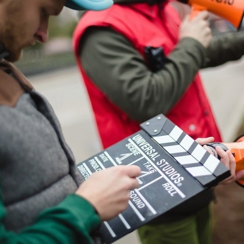 """Action!"". Making movies in Kaliningrad"