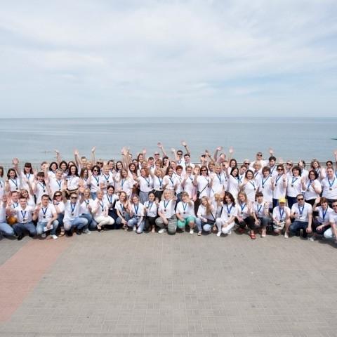 Ежегодный инсентив-тур для лучших сотрудников по итогам года компании «Лазурит»
