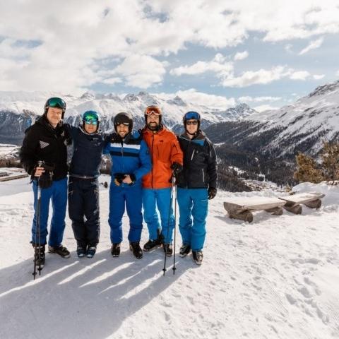 Инсентивный ski-tour